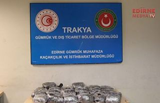 43 Kilo 680 Gram Uyuşturucu Ele Geçirildi