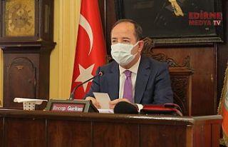 """Başkan Gürkan, """"Artık yeter"""""""