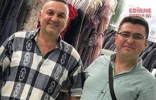 AA Muhabiri Cihan Demirci, babasını kaybetti