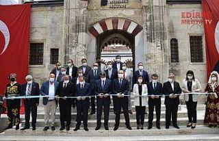 """""""Edirne'yi Müzeler Başkenti Yapacağız"""""""