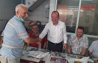 Başkan Gürkan'dan özür diledi