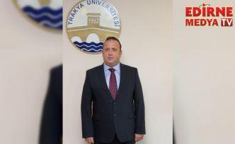 Rektör Yardımcılığına Prof. Dr. Zafer atandı