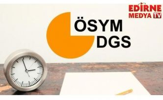 DGS sınav sonuçları ne zaman açıklanacak?