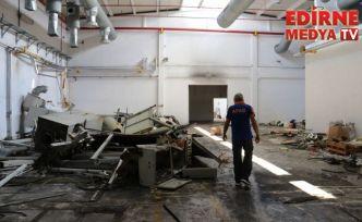 Fabrikada patlama: 4 yaralı