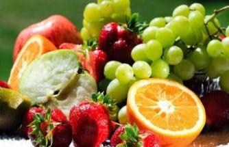 """""""Bayramda şerbetli tatlılar yerine mevsim meyveleri ikram edelim"""""""