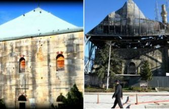 Tarihi Dimetoka Camii'ni kimler yaktı?