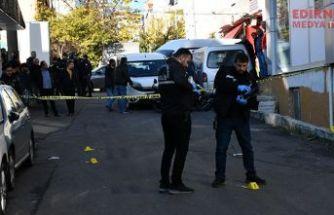 Tartıştığı kişiyi tüfekle öldürdü
