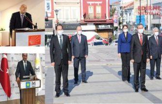 CHP ve İYİ Parti İl Başkanları nerede?