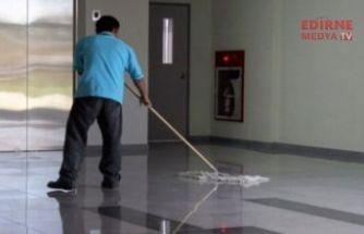 15 Temizlik işçisi alacaklar