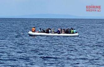 Sığınmacılar kurtarıldı