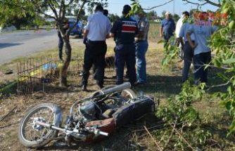 16 yaşındaki sürücü hayatını kaybetti