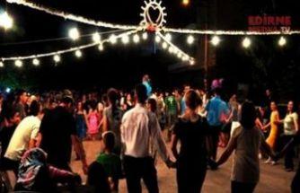 Sokak düğünlerine sınırlama