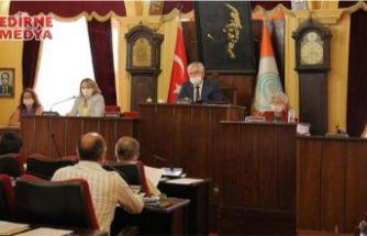 Edirne Belediyesi 40 milyon liralık kredi kullanacak