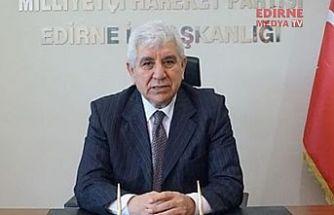 MHP İl Başkanından Sosyal Medya tepkisi