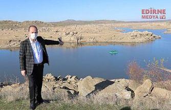 """""""Edirne'ye 1 yıl yetecek kadar su var"""""""