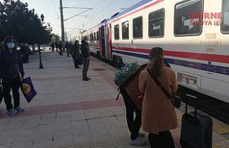 Tren'e rağbet