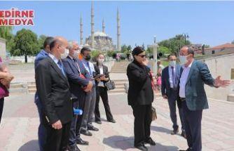 Selimiye projesi hayata geçiyor