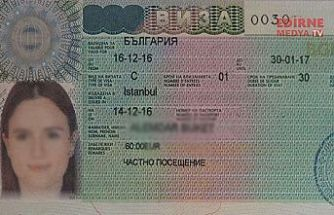 Bulgar vizesi zamlandı