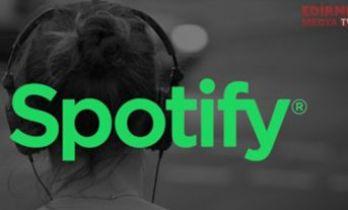 Spotify için beklenen destek sonunda geldi