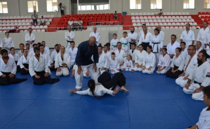 Aikido Yaz Kampı ÇOMÜ'de yapıldı