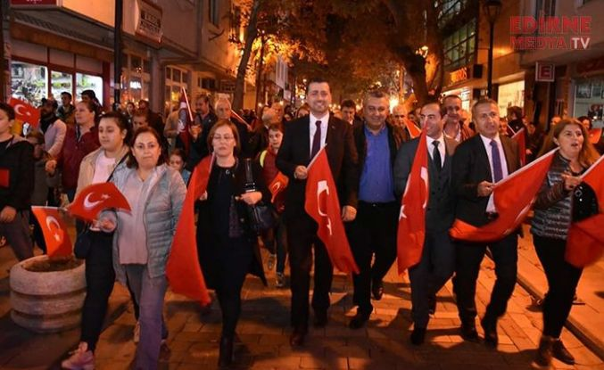 Şarköy'ün kurtuluşunun 97. yıl dönümü kutlandı