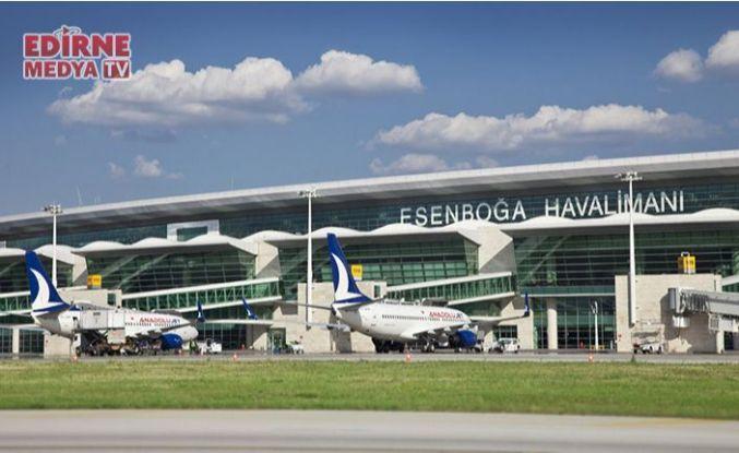 Esenboğa Havalimanında Corona alarmı