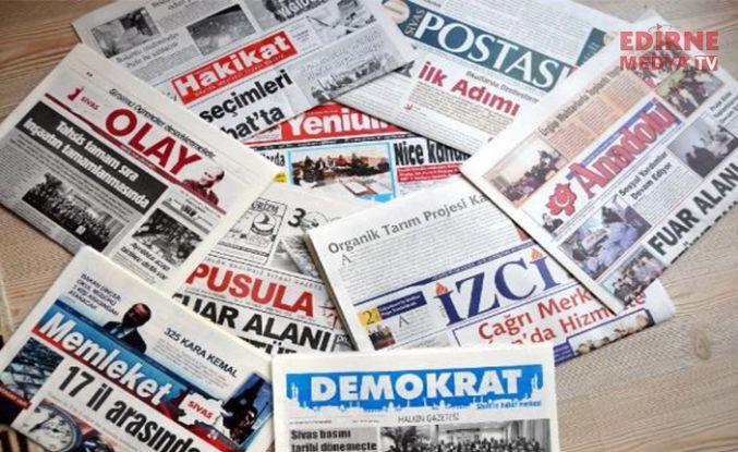 Resmi İlan alan gazetelere devlet desteği