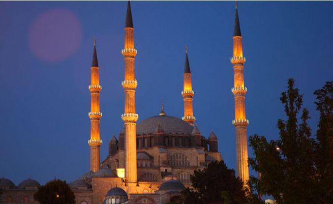 Mimar Sinan'ın ustalık eseri; Selimiye Camii