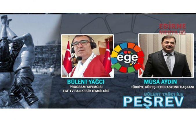 """""""Gönlüm Kırkpınar'ın yapılmasından yana"""""""