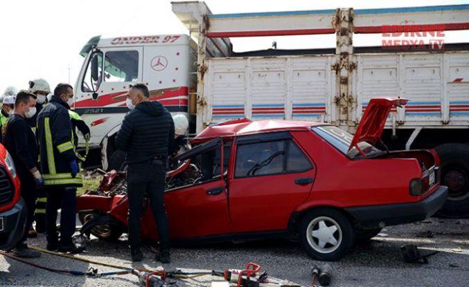 Bu araçtan sağ çıkamadılar