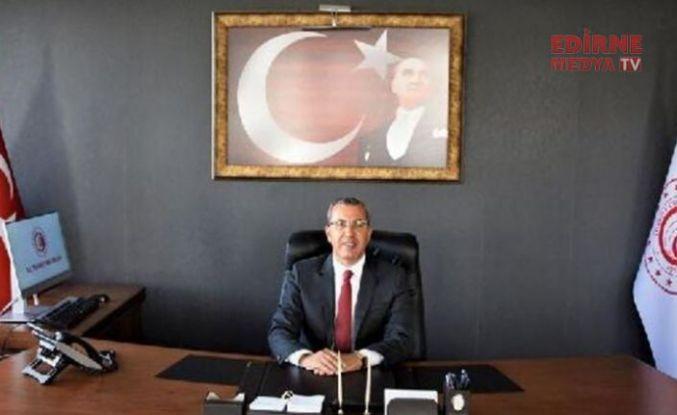 Edirne'den mezun oldu, Bölge Müdürü olarak geri döndü