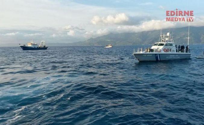 Kuzey Egede balık kavgası